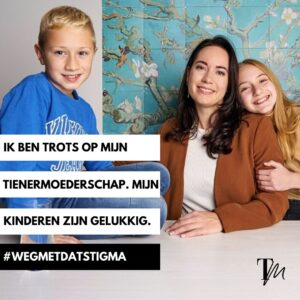 campagne tienermoeder